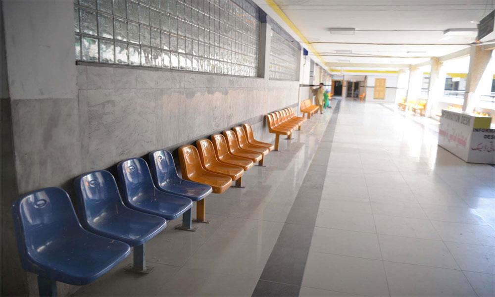 خیبرپختونخوا میں ڈاکٹروں کی تیسرے روز بھی ہڑتال