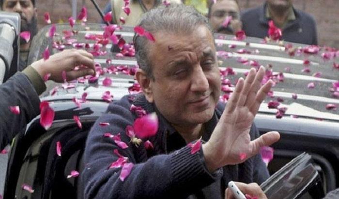 علیم خان کو لاہور کی جیل سے رہا کردیا گیا