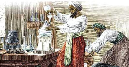 مسلمان سائنسدانوں کے کارنامے
