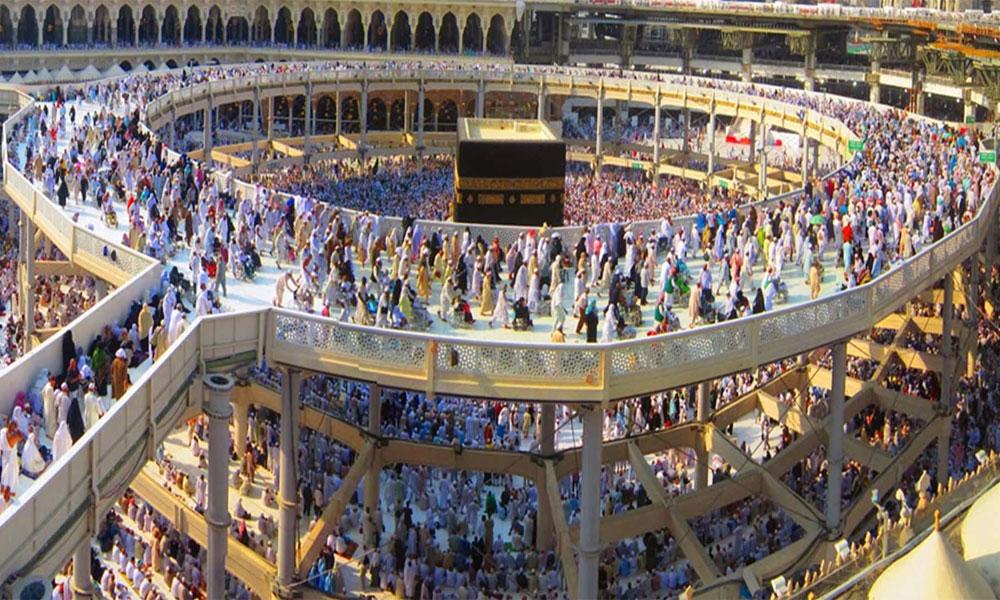 رمضان میں عمرہ کرنیوالوں میں پاکستانی سب سے زیادہ