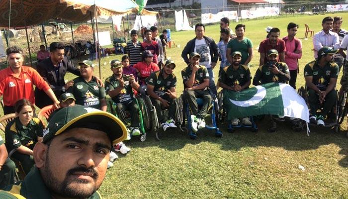 بھارت کو ہراکر پاکستان ویل چیئر ٹی20 ایشین چیمپئن بن گیا