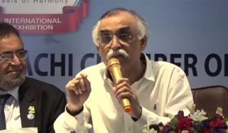 Chairman Fbr Shabbar Zaidi Meets Traders In Karachi