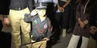 Thalassemia Little Patient One Day Police Officer