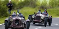 The Mille Miglia 2019 Vintage Car Race