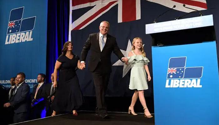 آسٹریلیا انتخابات، حکمراں اتحاد کو فتح حاصل