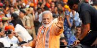 Election Ends In India Modi Can Come Again