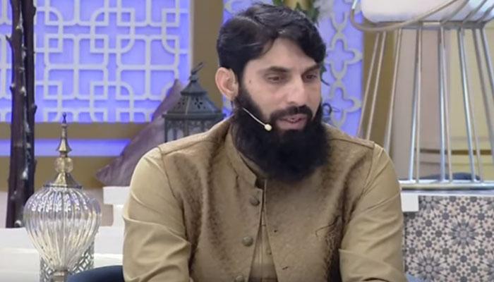 ورلڈ کپ میں پاکستان ٹیم کی کامیابی کے لیے پر امید ہوں، مصباح الحق