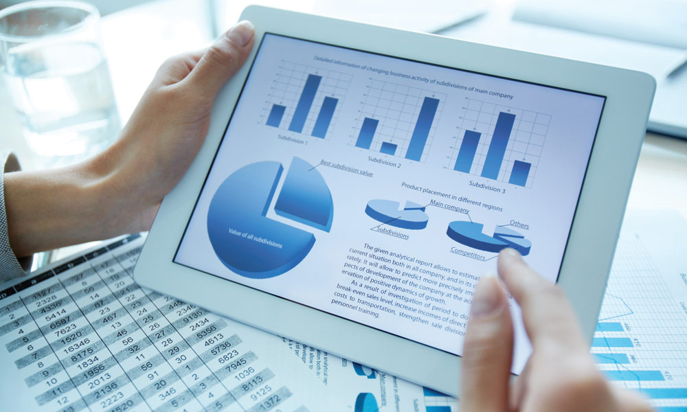 ''ڈیٹا'' کا بہتر استعمال، کاروبار میں ترقی کا باعث