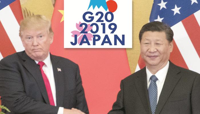 جی20 سربراہی اجلاس میں ڈونلڈ ٹرمپ اور شی جنگ پنگ کے درمیان بات چیت کا امکان ہے، امریکا