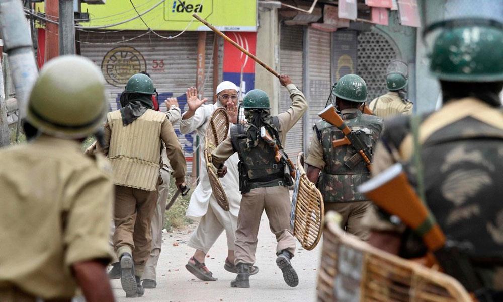 مقبوضہ کشمیر میں بھارتی فوجیوں کے مظالم پر تفصیلی رپورٹ جاری
