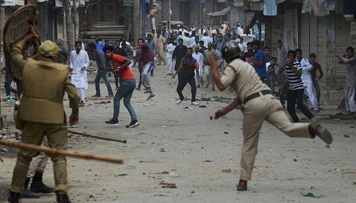 عالمی برادری مقبوضہ کشمیر میں انسانی حقوق کی پامالی کا نوٹس لے، علی رضا سید