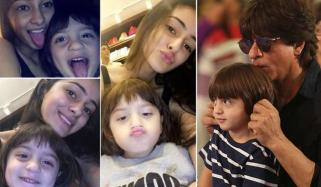 Ananya Panday Shocks Abram With Her Talent