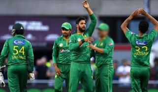 Pakistan Announced Worldcup Squad