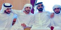 Dubais Ameers Three Sons Marriage In A Single Day