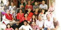 Amir Khans Mothers 75th Birthday Family Picture Shared