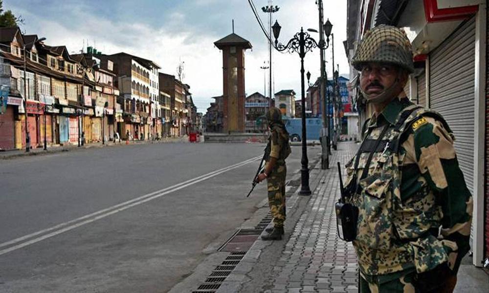 یوم شہداء پر مقبوضہ کشمیر میں آج مکمل ہڑتال