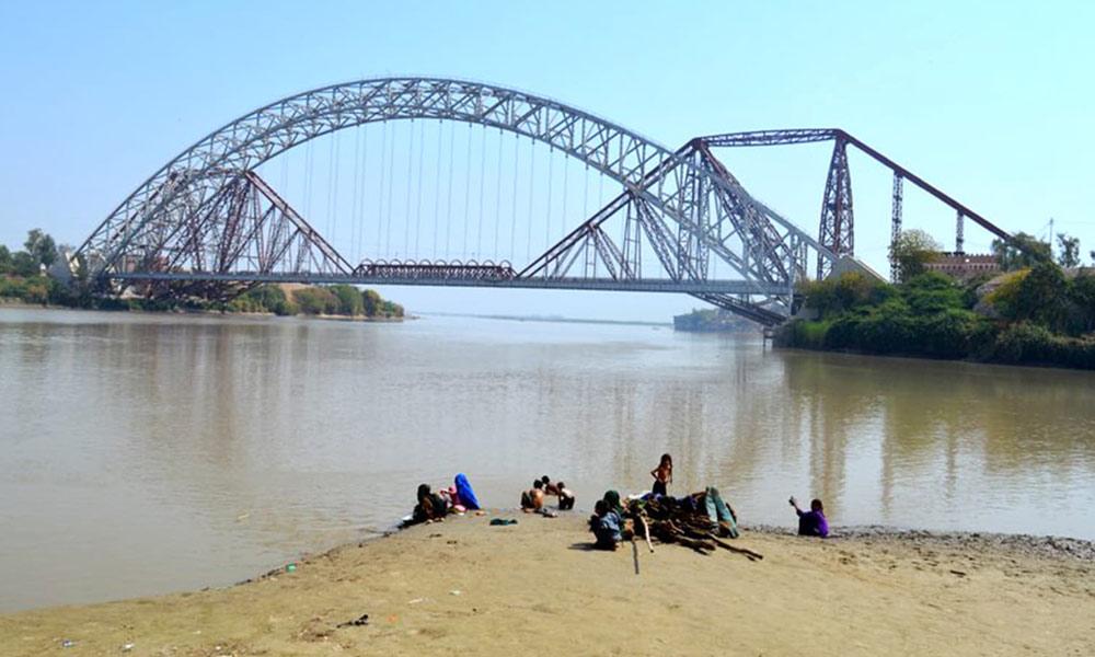 سندھ کی پہلی دریائی بندرگاہ ''روہڑی''