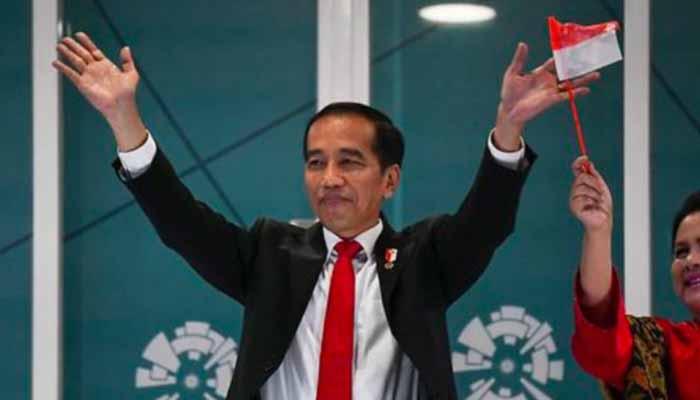 انڈونیشیا کے صدر جوکو ویدودو نے انتخابی میدان مارلیا