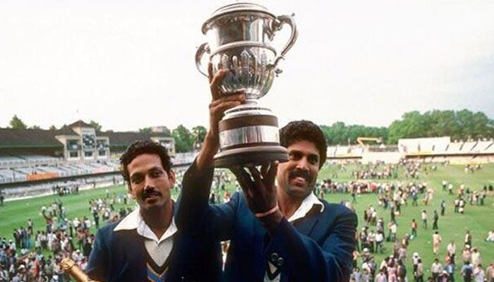 تیسراعالمی کپ: بھارت ، ویسٹ انڈیز کوہراکرنیا عالمی چیمپئن بنا