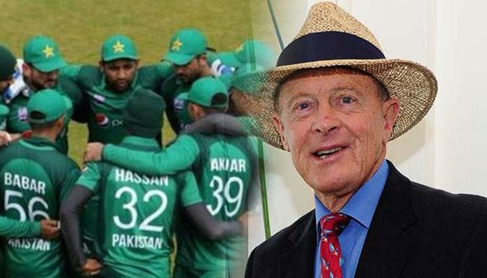 جیفری بائیکاٹ کا پاکستانی ٹیم کو چیلنج