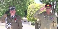 Commander Of Polish Armed Forces Meet Coas General Qamar Javed Bajwa In Ghq