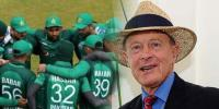 Jeffrey Boycotts Pakistan Team Challenge