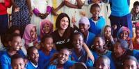 Priyanka Chopra Goes To Ethiopia