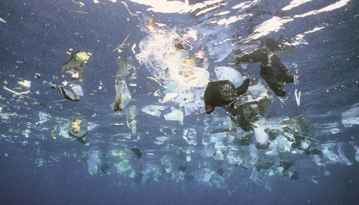 سمندر میں موجود پلاسٹک ،آکسیجن بنانے والے بیکٹیریا کو متاثر کررہا ہے