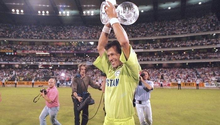 1992 میں پاکستان عالمی چیمپئن بنا