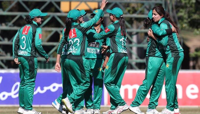 چوتھا ٹی20: پاکستان وومن ٹیم کو 4وکٹوں سے شکست