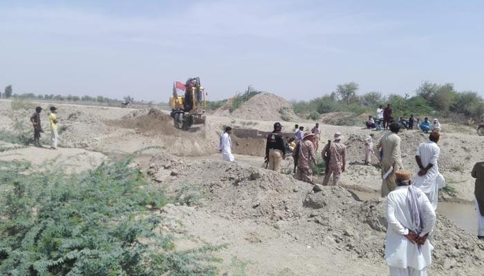 کراچی: رینجرز کی کارروائیاں، 10ملزمان گرفتار