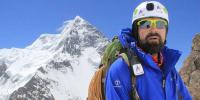 Hunza Mirza Ali On Mount Everest