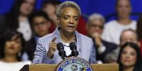 Chicago First Time Black Woman Taking Mayor Oath