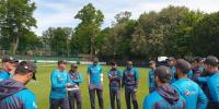 Pakistan Team Practice In Bristol Ahead Of Warm Up Match Against Afghanistan