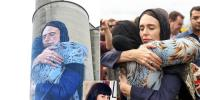 Mural Of Jacinda Ardern Embracing Muslim Woman Is Completed North Of Melbourne