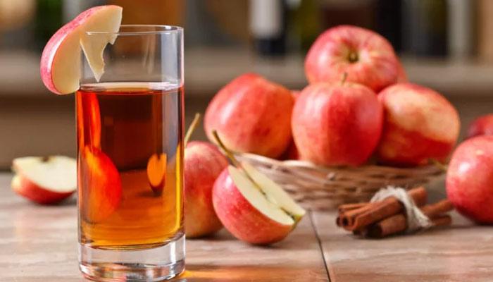 سیب کا جوس