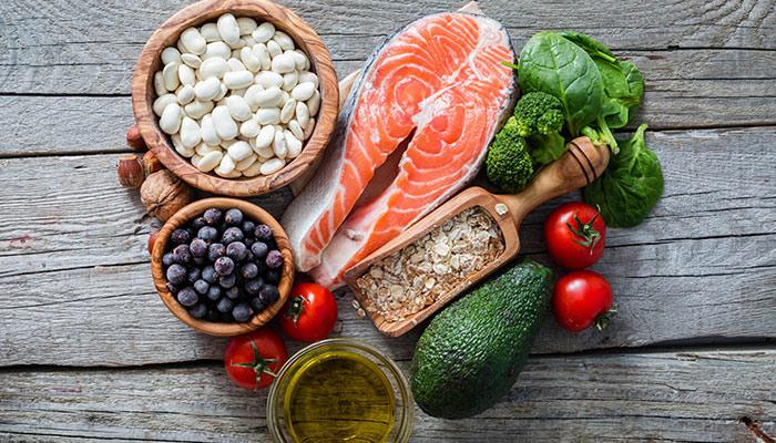 دل کی صحت کیلئے مفید غذائیں