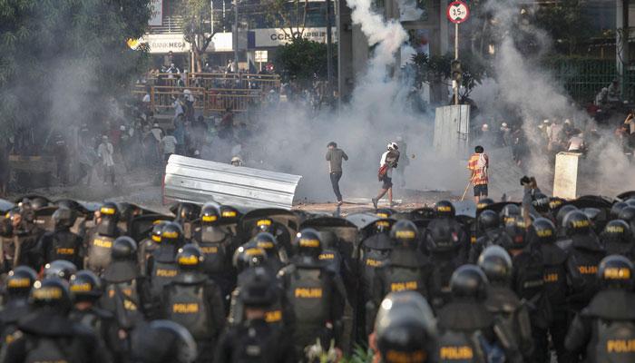 انڈونیشیا، انتخابی نتائج کے بعد حالات کشیدہ، 6 ہلاک