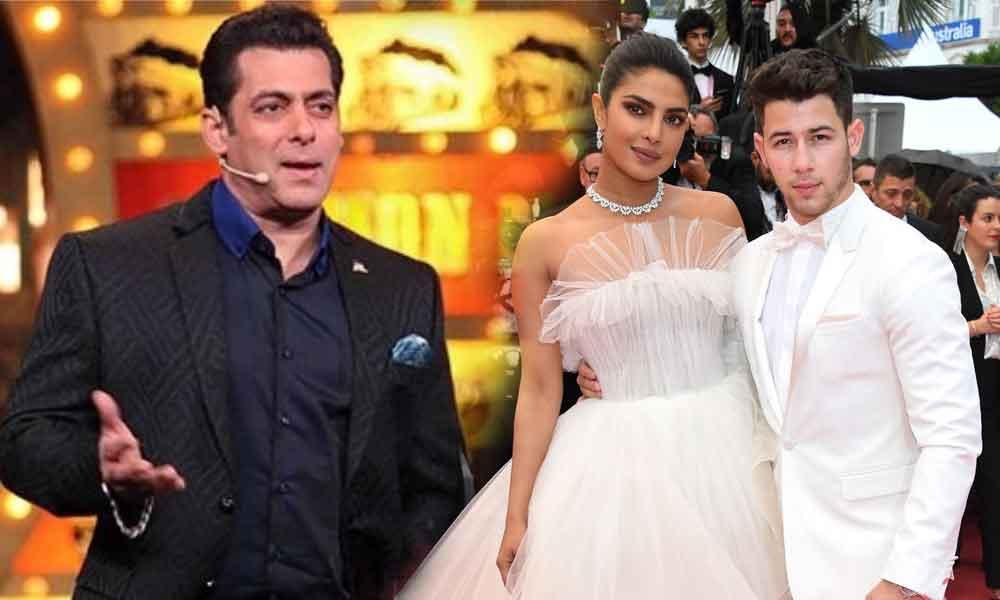 '' فلم چھوڑ کر شادی کرلی'' سلمان کی پریانکا پر کڑی تنقید