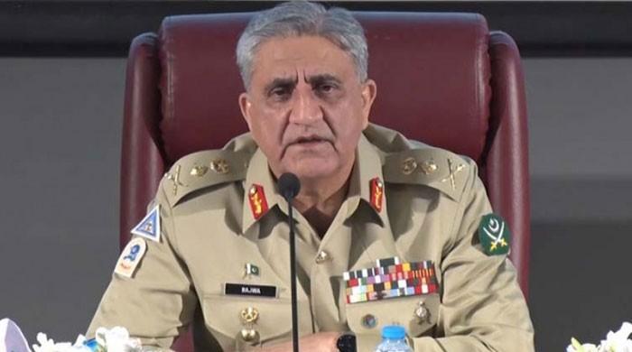 پاکستان امن و استحکام کے سفر سے گزر رہا ہے ، آرمی چیف