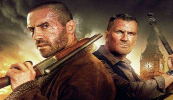 Final Trailer Of Action Crime Film Avengement