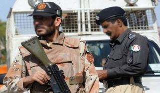 Combing Operation Of Police And Rangers In Khokhrapar Karachi