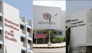 Karachi 3 Big Hospitals Hand Over To Federal Govt