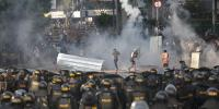 Six Dead 300 Injured In Protests Over Indonesias Election Result