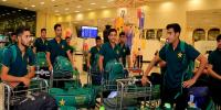 Pakistan Under 19 Cricket Team Reached Sri Lanka