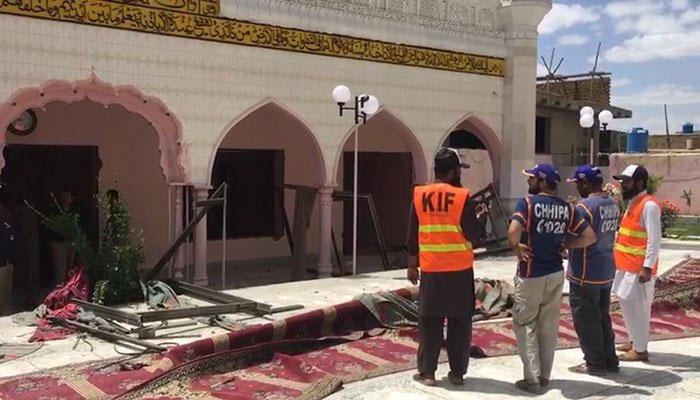 کوئٹہ، پشتون آباد میں دھماکا، متعدد افراد زخمی