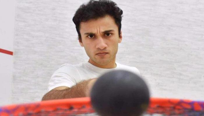 اسکواش: زرک جہاں کے بیٹے شاہ جہاں امریکا کی طرف سے کھیلیں گے