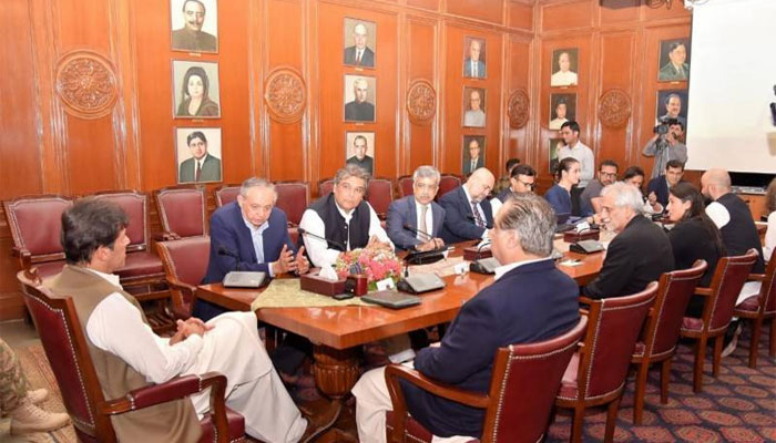 'میرا مشن پاکستان سے غربت مٹانا ہے'