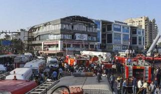 19 Students Dead In India Coaching Centre Fire