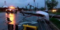 Three People Died By Tornadoes At Missouri